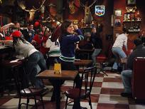 Robin in a Bar Fight