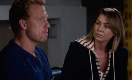 Grey's Anatomy Season 12 Episode 8 Review: Things We Lost in the Fire