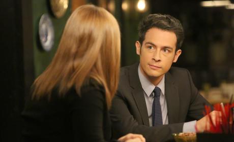 """Aubrey Confides in Brennan in """"The Money Maker on the Merry-Go-Round"""" - Bones Season 10 Episode 7"""