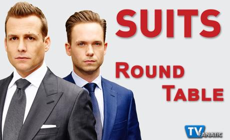 Suits Round Table: How Will Mike Get Out Of This One?