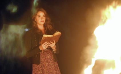 The Secret Circle Spoiler Pics: Bound by Fate, Fire?