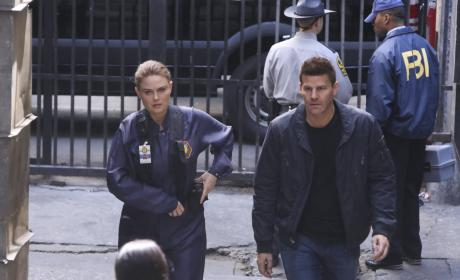 A Creepy Serial Killer - Bones Season 11 Episode 22