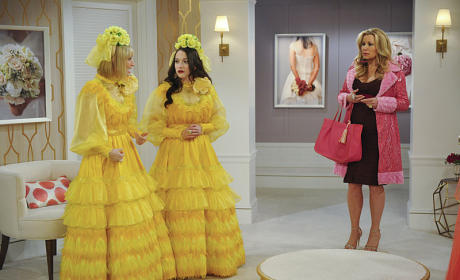 Bridesmaids Dresses - 2 Broke Girls