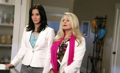 Beverly D'Angelo on Cougar Town: First Look