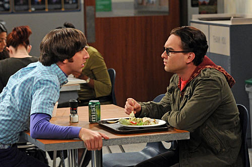 Wolowitz Confronts Leonard