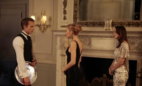Ben, Serena, Blair