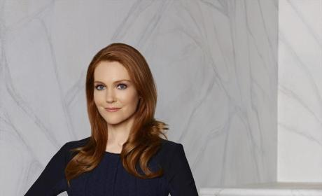Darby Stanchfield as Abby Whelan Season 4 - Scandal