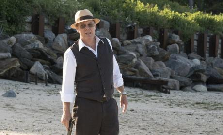 The Blacklist Premiere Photos: Red's Revenge