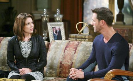 Theresa Has News - Days of Our Lives
