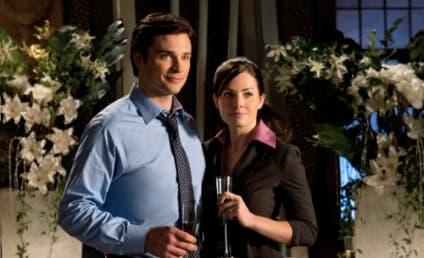 Smallville Series Finale Spoiler: Here Comes the Bride...