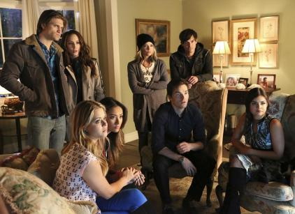 Watch Pretty Little Liars Season 5 Episode 5 Online