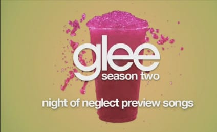 """Glee Music From """"A Night of Neglect"""""""