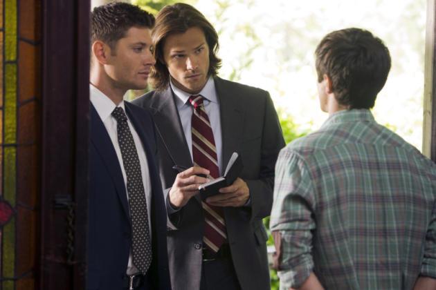 Supernatural Siblings Pic