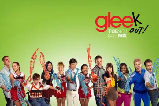 Glee Season 2 Poster