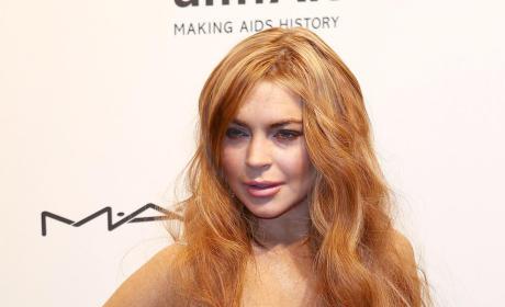 Lindsay Lohan to Undergo Anger Management