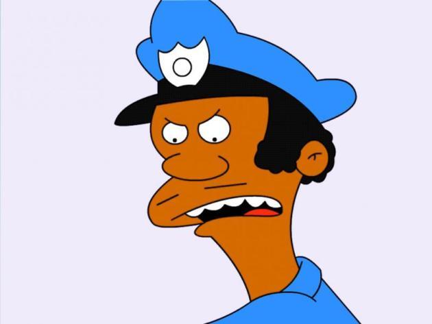 Lou the Cop