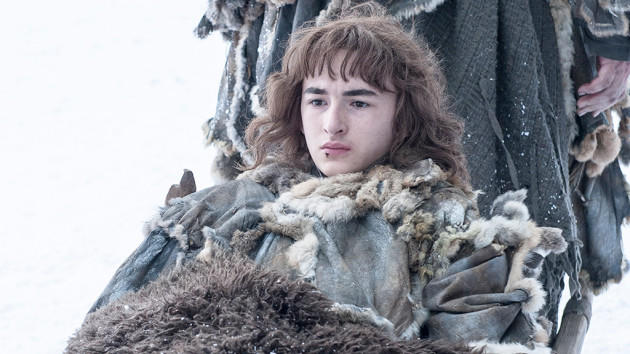 A Journey with Bran