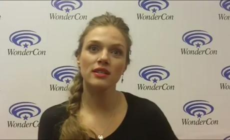 Tracy Spiridakos Interview