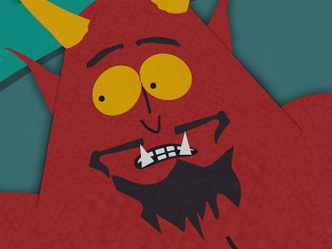 Satan on South Park