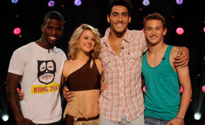 So You Think You Can Dance Review: Top 4 Perform