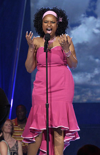 Jennifer Hudson: Another Ceremony, Another Award