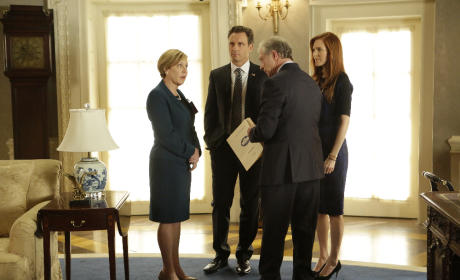 Teamwork - Scandal Season 5 Episode 6
