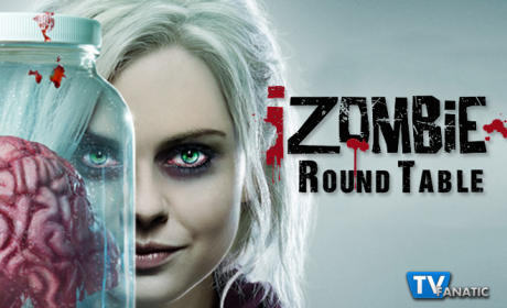 iZombie Round Table: A Major Freak Out and a Minor Loss