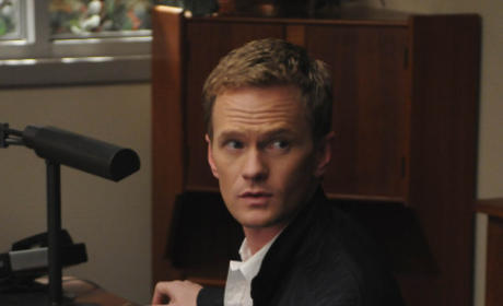 Neil Patrick Harris on Glee