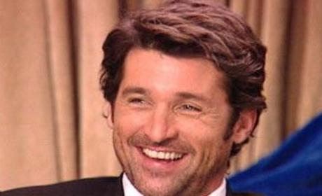 Patrick Dempsey Discusses Writers' Strike