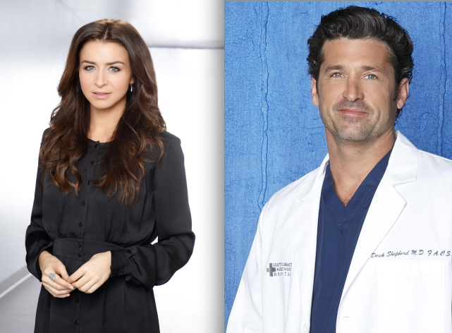 Derek and Amelia Shepherd