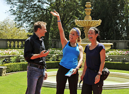 Watch The Amazing Race Season 17 Episode 12 Online