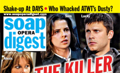 Kimberly McCullough Comments on General Hospital Story Line