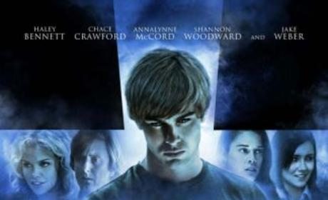 A Haunting Poster of Chace Crawford