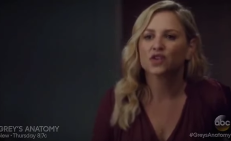 Grey's Anatomy Sneak Peek: Calzona in Counseling
