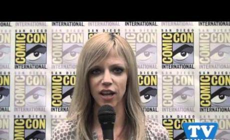 Kaitlin Olson is a TV Fanatic