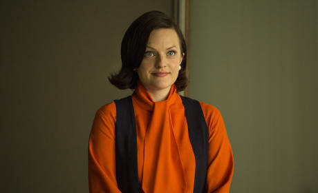 Peggy's New Office - Mad Men Season 7 Episode 12