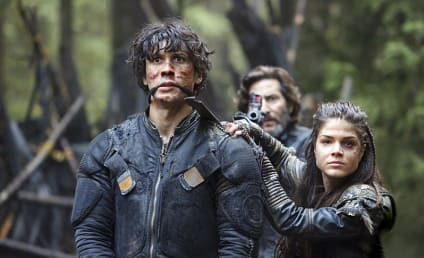 The 100 Photo Preview: Is Abby Taking a Trip to the City of Light?