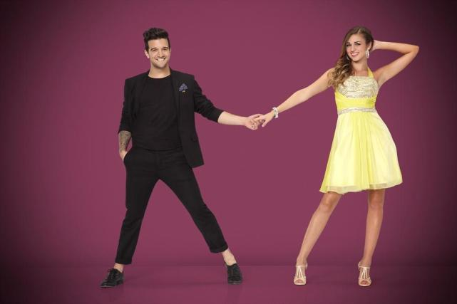Sadie robertson and mark ballas dancing with the stars