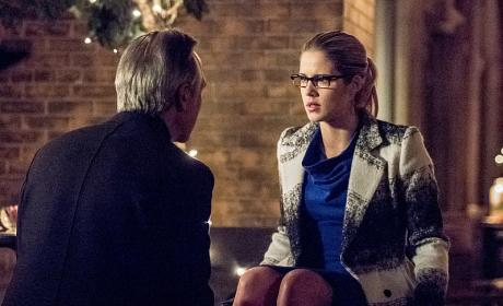Stay a While - Arrow Season 4 Episode 13