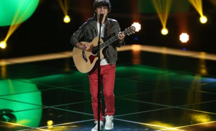 The Voice Review: Tranquil Aquile