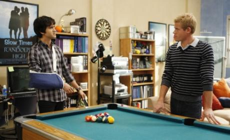 Navid and Teddy