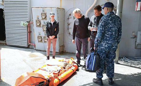 NCIS Season 12 Episode 5 Review: The San Dominick