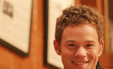 Smallville Interview with Aaron Ashmore