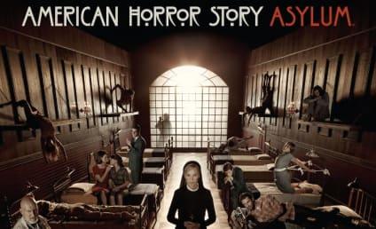 American Horror Story Asylum Poster, Premiere Date: Revealed!