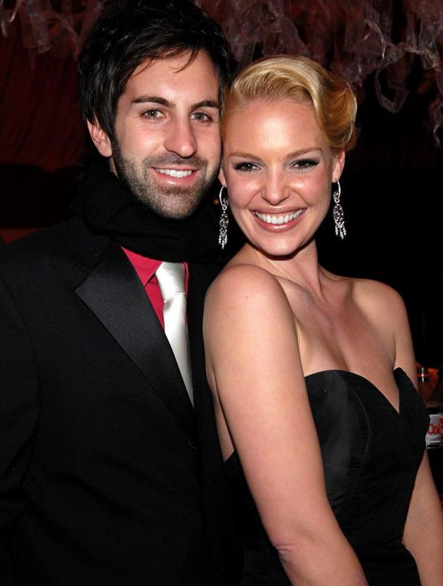 Josh Kelley and Katherine Heigl Photo