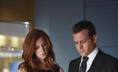 Suits Review: Borrowed Time