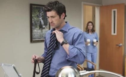 Behind-the-Scenes Drama Minimal on Grey's Anatomy