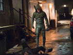 Get Up - Arrow Season 3 Episode 16