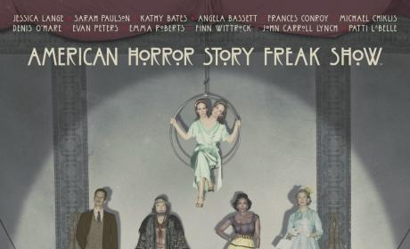 American Horror Story Cast: First Look at the Freaks!