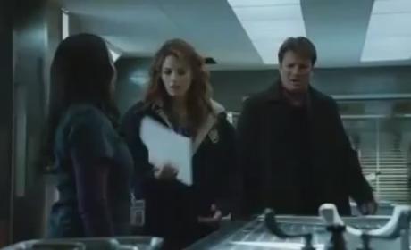 Castle Clip: Who Was That Woman?